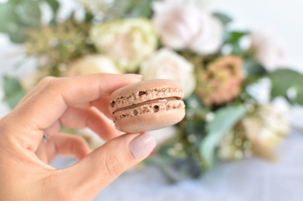 gateau mariage var wedding cake provence macaron
