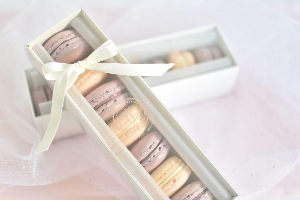 gateau mariage var wedding cake provence macarons