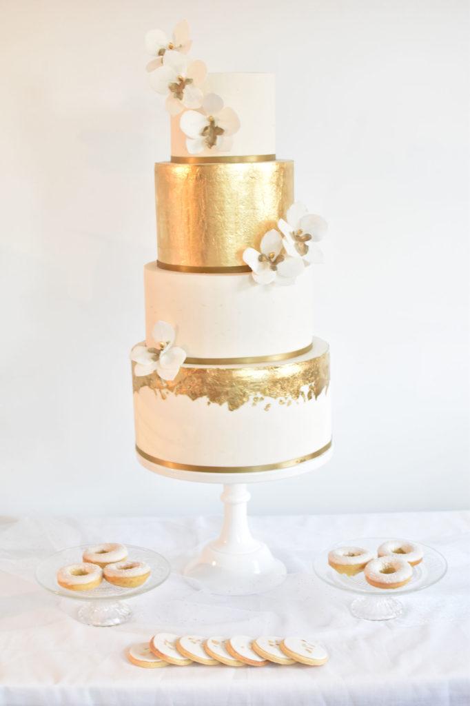 gateau mariage var wedding cake provence table dessert