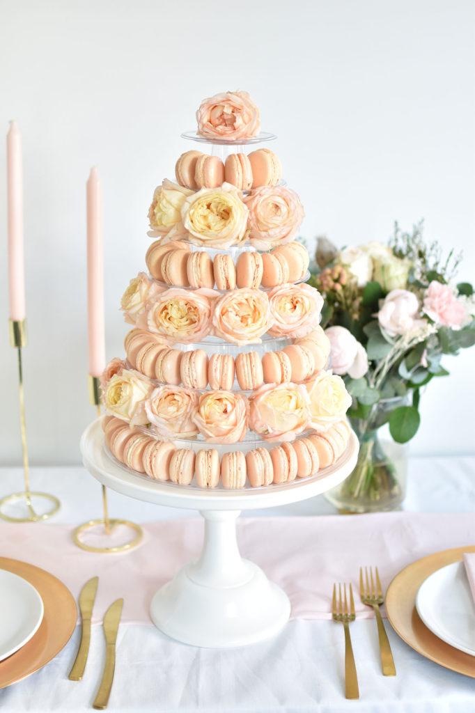 gateau mariage var wedding cake provence tour macarons